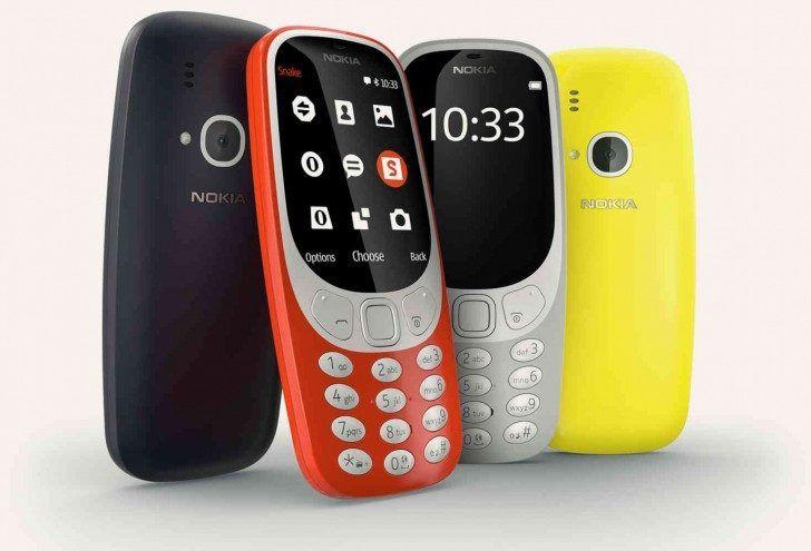 نوكيا 3310 قادم إلى الإمارات يوم 1 يونيو المقبل بسعر 199 درهما