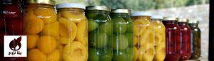 تخزين الفاكهة