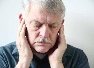 علاج طنين الأذن -1
